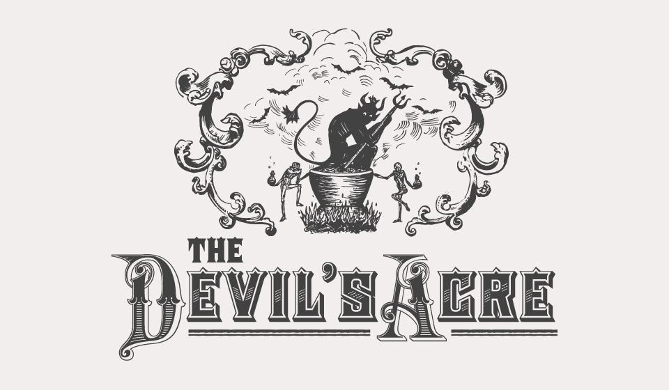 Devil's Acre Full Logo