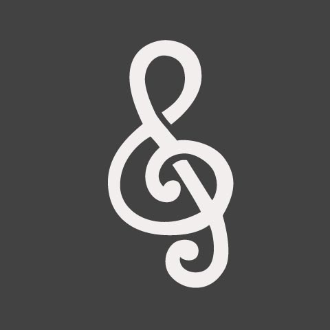 Tupper & Reed Treble Clef Ampersand