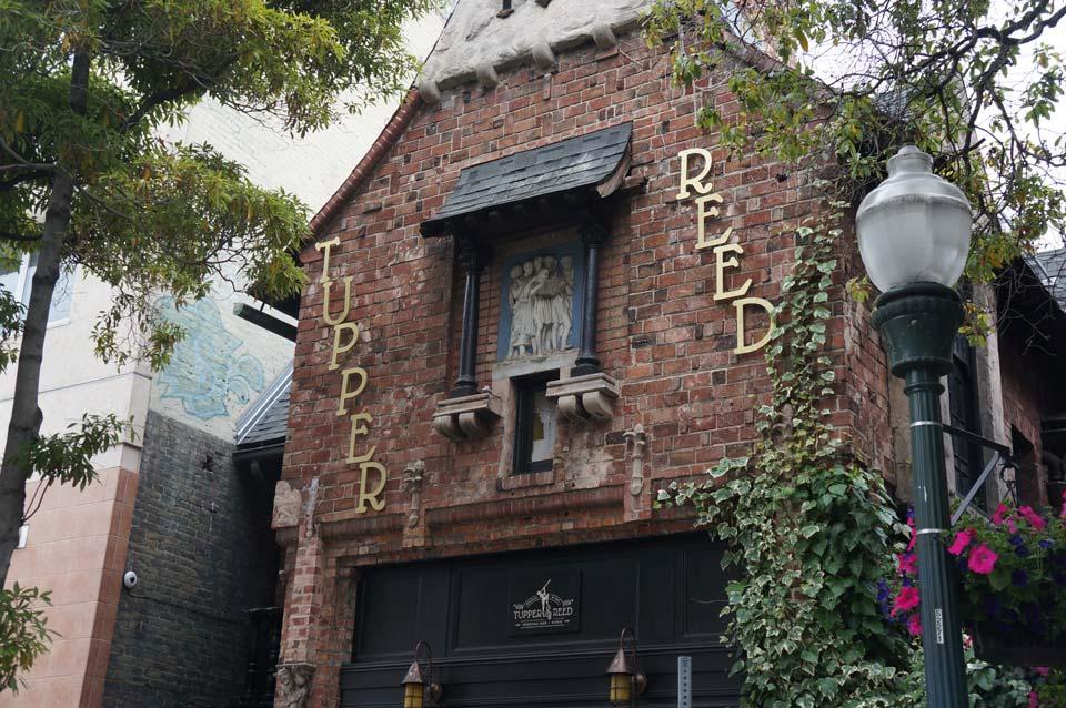 Tupper & Reed Fascade